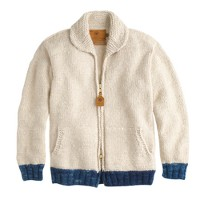 Canadian Sweater Company™ cashmere full-zip sweater