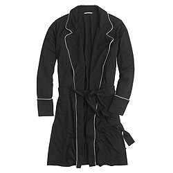 Whisper jersey robe