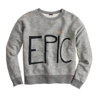 Hugo Guinness™ for J.Crew epic sweatshirt