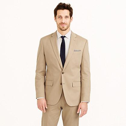 Crosby Suit Jacket in Italian