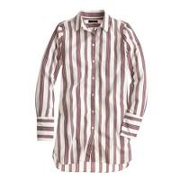 Endless shirt in burgundy stripe