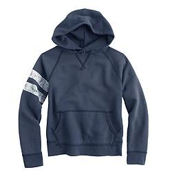 Boys' cotton armband hoodie