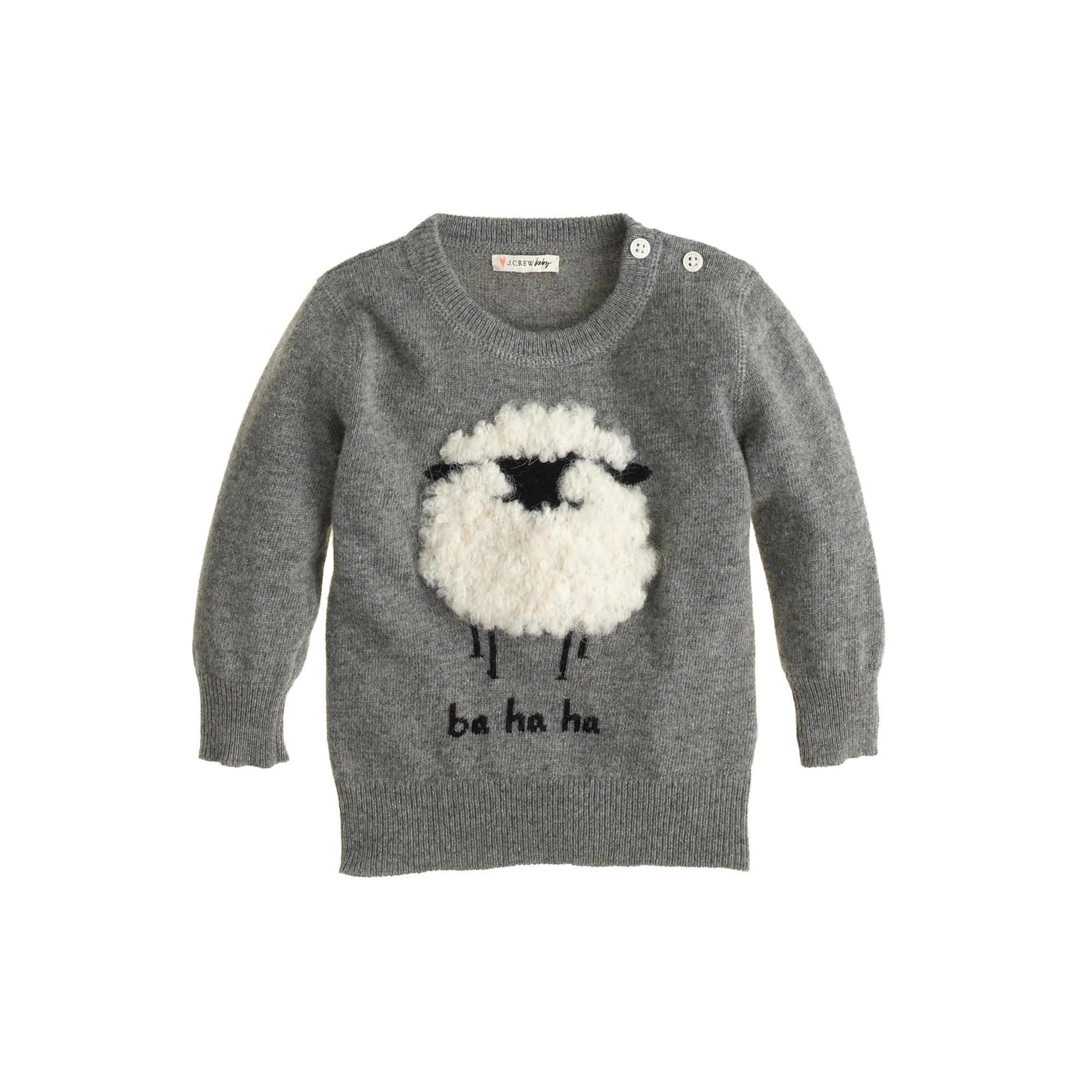 Sheep Wool Sweater - Lera Sweater