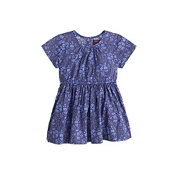 Baby Liberty dress in capel floral