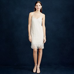 Karina dress in corded lace