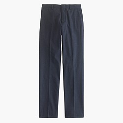 Ludlow suit pant in heathered cotton