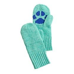 kids' monster mittens