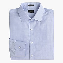 Tall Crosby shirt in end-on-end cotton