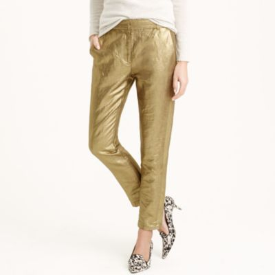Gold Pants For Women b8Pu6FFW