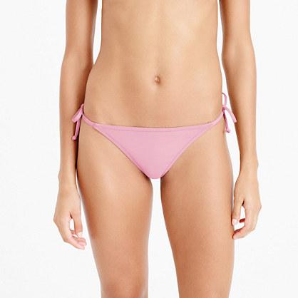 String hipster bikini bottom