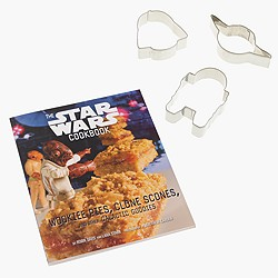 Kids' The Star Wars Cookbook: Wookie Pies, Clone Scones and Other Galactic Goodies