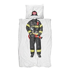 Kids' Snurk™ firefighter bedding