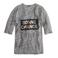 Bonne chance T-shirt