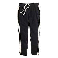 Double-stripe sweatpant