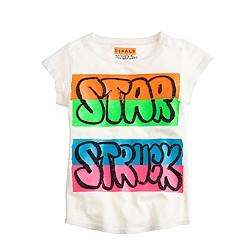 Girls' Donald Robertson™ for crewcuts starstruck T-shirt