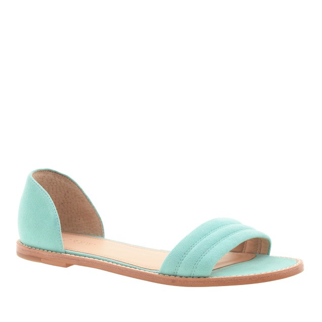 Hayes suede sandals