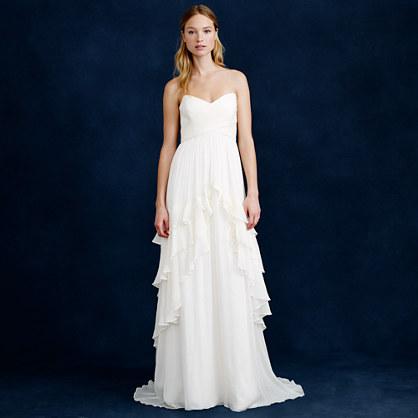 Luella mermaid gown