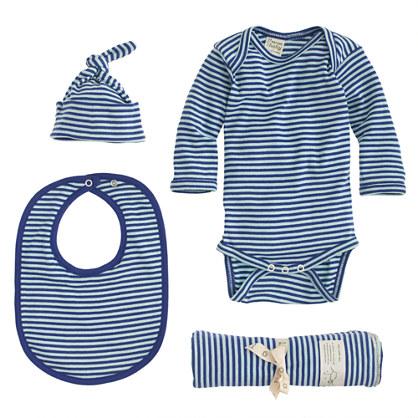 Nature Baby® for J.Crew organic newborn gift set : new ...