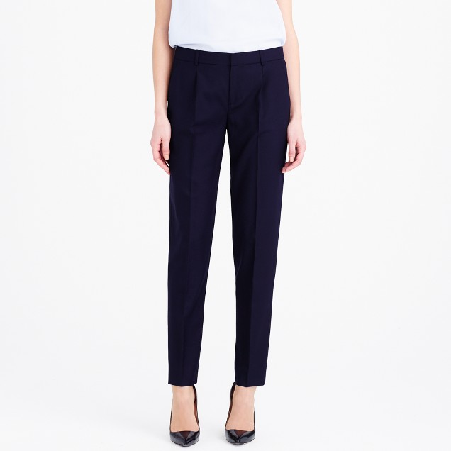Marston pant in Super 120s wool