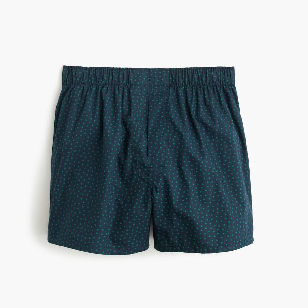 Random dot boxers