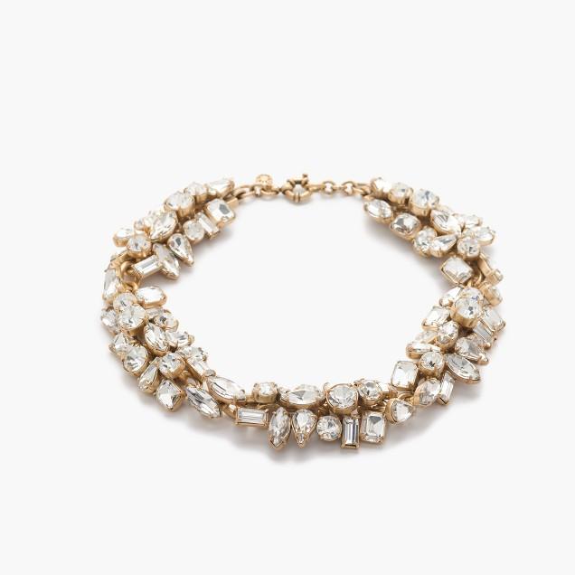 Glacier necklace