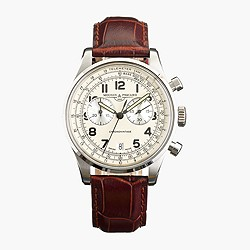 Mougin & Piquard™ chronovintage watch