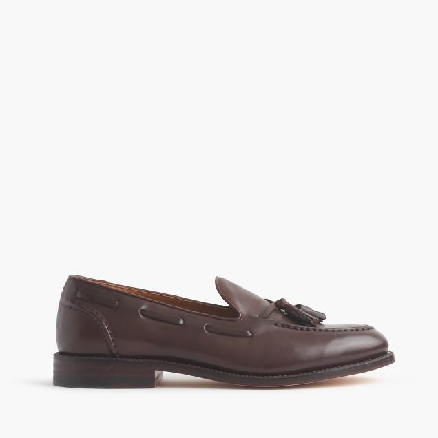 Ludlow tassel loafers