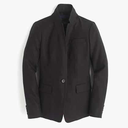 Regent blazer in linen