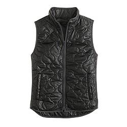 Layering vest with Primaloft®