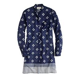 Nili Lotan® for J.Crew short beach dress