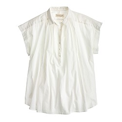 Nili Lotan® short-sleeve Normandy blouse