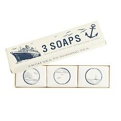 Izola™ maritime soap set