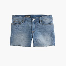 Denim short in Bradbury wash