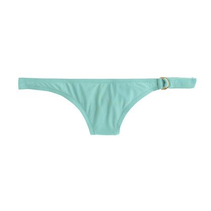D-ring bikini bottom