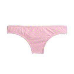 Dotty bikini bottom