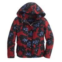 Firework floral jacket