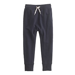 Girls' solid sweatpant