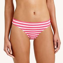 Sailor stripe bikini bottom