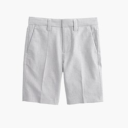 Boys' Ludlow suit short in oxford cloth