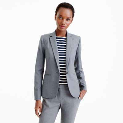 Campbell blazer in Super 120s wool