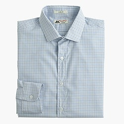 Thomas Mason® for J.Crew Ludlow shirt in fresh pond tattersall