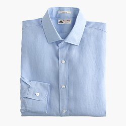 Thomas Mason® for J.Crew Ludlow shirt in linen