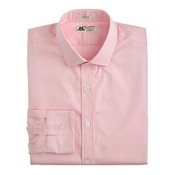 Thomas Mason® for J.Crew Ludlow shirt in solid