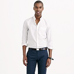 Slim Thomas Mason® for J.Crew oxford cloth shirt