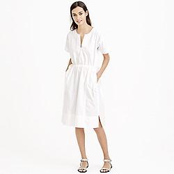Kimono-sleeve dress
