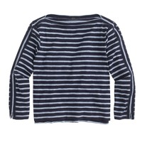 Midweight striped T-shirt