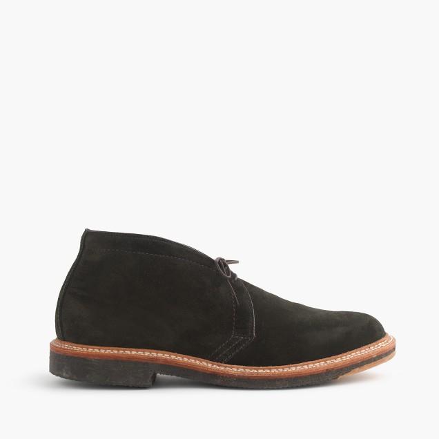 Alden® for J.Crew suede chukka boots