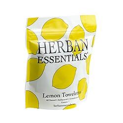Herban Essentials® towelettes