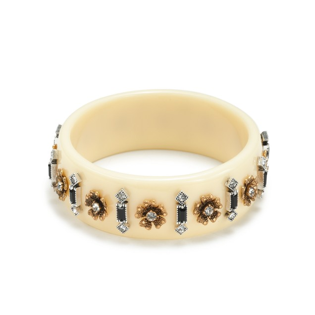 Lulu Frost for J.Crew Crescent Bangle
