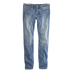 Tall selvedge toothpick jean in alton wash